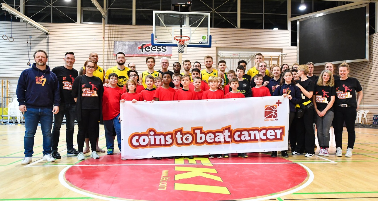 Coins to beat Cancer