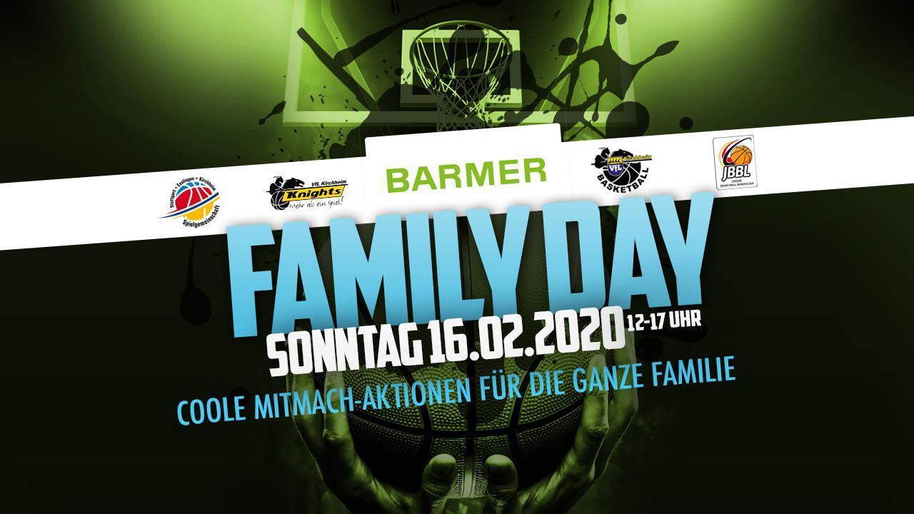 Barmer Family Day 2020