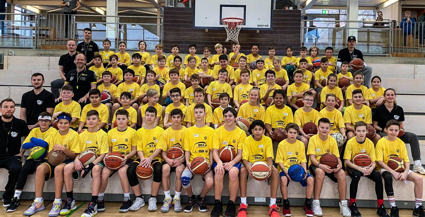 Kirchheim Basketball