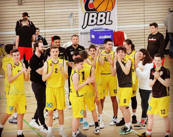 Glückwunsch an die SG SEK: Ein weiteres Jahr JBBL!