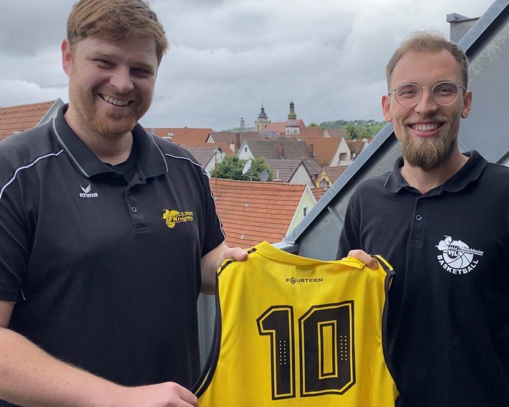 Dominik Eberle wird neuer Trainer der VfL 1 Herrenoberliga