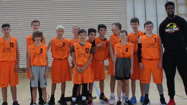 Der Spielbetrieb der Kirchheimer Basketball-Jugend ist gestartet